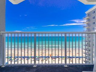 Oceanfront One Bedroom Condo~Sea Watch Resort Unit 1114