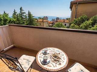Amazing apartment in Rijeka w/ WiFi and 2 Bedrooms