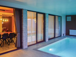 Stunning home in Marija Bistrica w/ Indoor swimming pool, WiFi and 2 Bedrooms (C