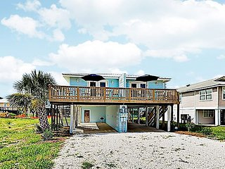New Listing! Newly Remodeled Retreat w/ 2 Units - Walk 2 Minutes to Beach