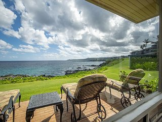Kapalua Bay Villa Stunning Panoramic Ocean Views!