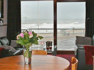 Apartement vue de mer pour 6 personnes prêt de Raversijde et de l'Atlantikwall