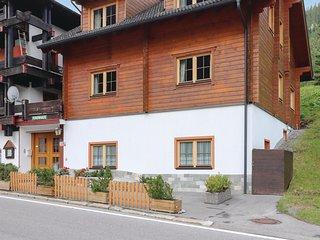 Stunning home in Gargellen w/ 8 Bedrooms