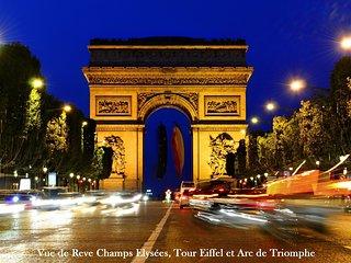 Dream view, great location Paris loft