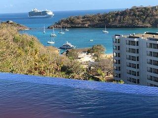 Bay View Villa - 2 bedroom overlooking Deep Bay