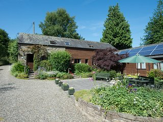 Jinney Ring Cottage, Mocktree Barns, nr Ludlow (Dog Friendly)