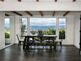 The Hazel-Hollywood Hills Stunning Home with City & Universal Studios Views!