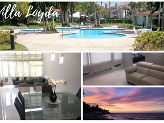 Villa Loyda at Embassy Suites, Beach and Pool access
