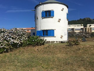 Mill 20 meters from Moledo beach, Caminha,Portugall. Right on the seafront