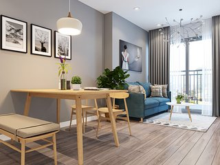 ✫asahi Luxstay-flc Greenhome ✫2 Br Apartment✫