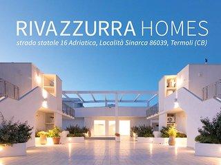 Rivazzurra Homes- appartamenti con accesso diretto alla spiaggia di Termoli