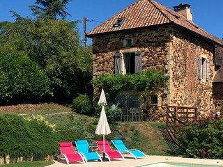 NEW !  Le Bontemps, Private Swimming Pool close to Sarlat and Domme