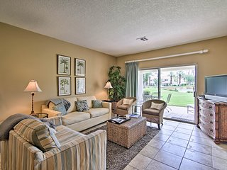 NEW! Palm Desert Country Club Home w/ Patio+Grill!