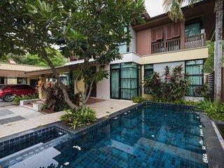 3 Bedroom Private Villa with pool V22 in Pattaya