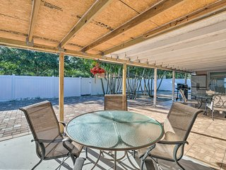 NEW! Home 5Mi to Lido Beach, Walk to Dwtn Sarasota