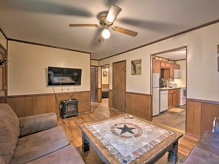 NEW! Lone Star State Home w/View, Modern Amenities