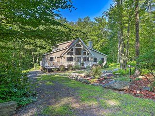 NEW! Gouldsboro Cabin w/Access to Shared Amenities