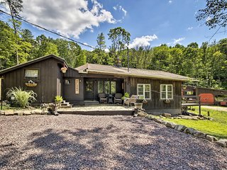 Urban Ranch Apt w/ 50 Acres by Raystown Lake!