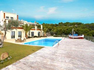 Aegina Aphaia Villas I&II with private pool, near the sea & Agia Marina village