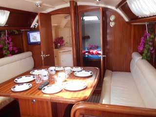 Yacht charter and daily cruising.