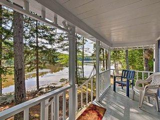 NEW! Sullivan Waterfront Cabin - 22 Mi. to Acadia!