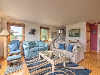 Acadia National Park Home w/ Deck+Ocean View!