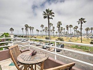 San Diego Condo w/ Grill - 1/2 Block to Beach