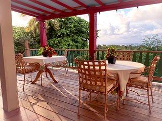 Russell Villas Garden House near Beach with free access