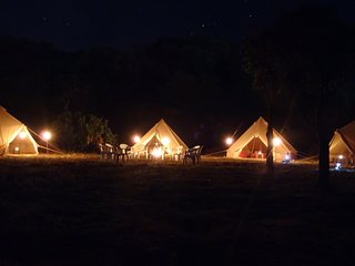 Glamour Camping Albania Paradise