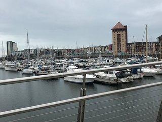 Sea Front Marina view