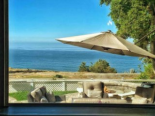 Breathtaking Ocean View Bluffs House in PACIFIC PALISADES (Not Santa Monica)