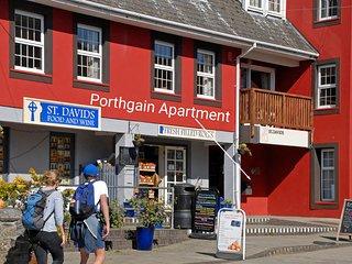 Porthgain Apartment