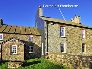 Porthclais Farmhouse