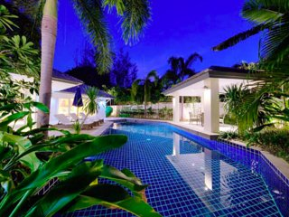 NEW! 7Bed/7Bath Ocean View Villa