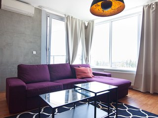 Bajka 09 - Stylish Apt w/parking and AC
