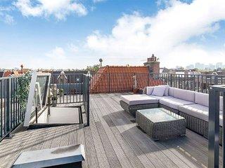 Roofterrace Deluxe flat