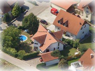 Urlaub bei Freiburg im Markgraflerland