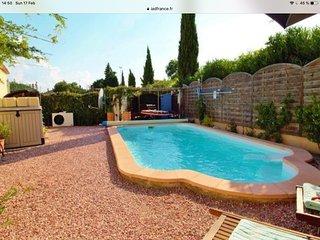 Maison Chablis, Private Pool & Infrared Sauna.
