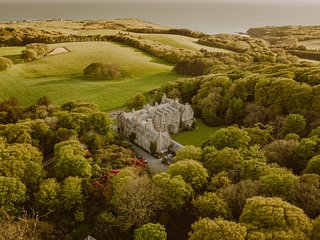 Splendor found: 100-year-old Scottish estate on 2,000-acre grounds by the sea