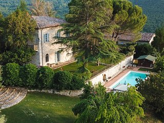Villa La Palazzetta, private pool and basket court, shared tennis court