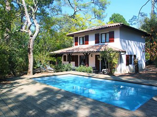 Superbe villa - Piscine - 250m de la plage - Pyla