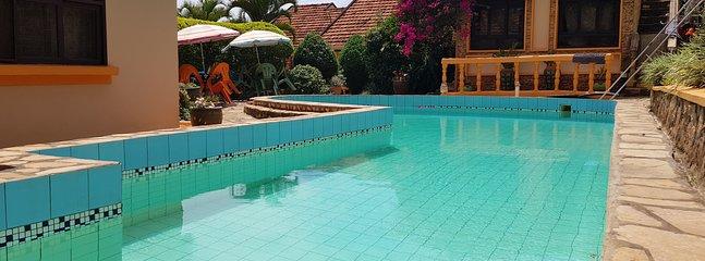 Mooi zwembad