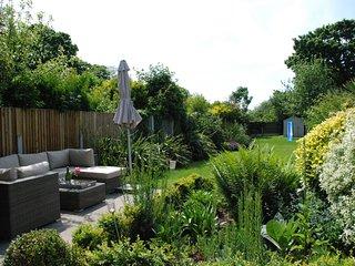 Stunning south facing garden perfect for alfresco dining