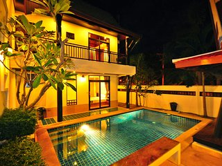 Punnapha Pool Villa Pattaya Thailand