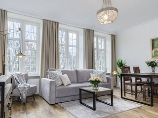 Kings&Queens in Oldtown: stylish, sunny, spacious