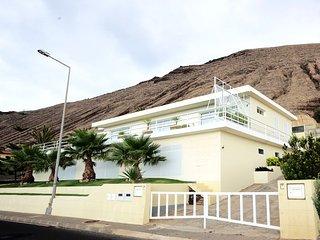 Adeles Villa -  Pool and great view of Atlantic Ocean