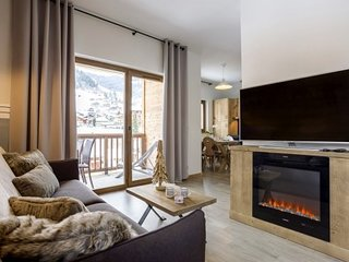 Votre Prochaine Vacance | Appartement charmant proche des pistes, acces spa