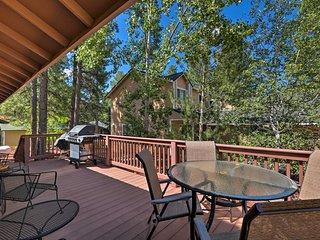 Renovated Munds Park Cabin w/Furnished Deck