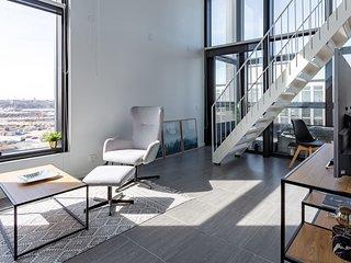 Top Floor Penthouse WeHost *Kapteeni Sundmanin katu