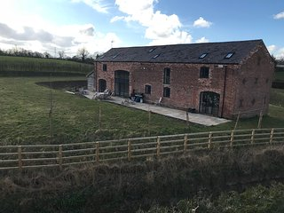 Stunning Luxury 5 bedroom Barn Conversion in Chester